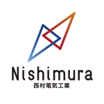 toshimoriさんの電気・通信工事会社のロゴへの提案