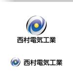 bechi0109さんの電気・通信工事会社のロゴへの提案