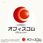 montanさんのオフィスコムのロゴ製作依頼への提案