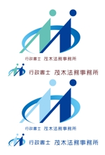 blaze_sekiさんの行政書士事務所のロゴ制作への提案