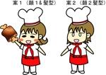 masaakiさんの食肉販売のキャラクター作成への提案