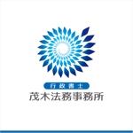 drkigawaさんの行政書士事務所のロゴ制作への提案