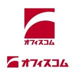 mochizukiさんのオフィスコムのロゴ製作依頼への提案