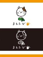tsujishinichiさんの【旅行ニュースサイト またたび】のロゴ制作への提案