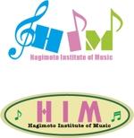 cpo_mnさんの音楽教室のホームページ・広告用ロゴ制作への提案