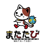d-swiftさんの【旅行ニュースサイト またたび】のロゴ制作への提案