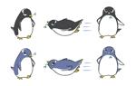 ペンギンのキャラクターへの提案