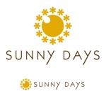 「SUNNY DAYS」のロゴ作成への提案