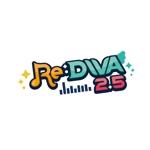 pichamaさんのボーカロイドのオリジナル音楽ユニット「Re:DIVA2.5(リアルディーヴァニーテンゴ)」のユニット名ロゴへの提案