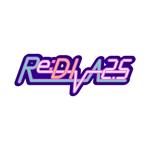 elevenさんのボーカロイドのオリジナル音楽ユニット「Re:DIVA2.5(リアルディーヴァニーテンゴ)」のユニット名ロゴへの提案