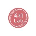 女性専用の脱毛・エステサロン「美肌Lab」のロゴ作成依頼への提案