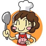 hayashidonさんの食肉販売のキャラクター作成への提案