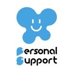 スクール事業展開の「株式会社パーソナル・サポート」のロゴへの提案