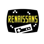 家庭用ゲーム専門開発会社「ルネサンス株式会社」のロゴデザインへの提案