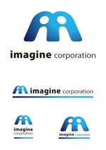 f_plusさんの会社のロゴマークへの提案