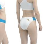 rogomaruさんの競泳水着を中心としたコスチュームブランド『REALISE』のロゴへの提案