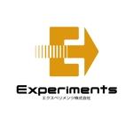 人事人材開拓会社「エクスペリメンツ株式会社」会社ロゴへの提案