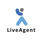 人材派遣会社「リブエージェント」の企業ロゴの作成を依頼致しますへの提案