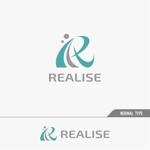artwork_likeさんの競泳水着を中心としたコスチュームブランド『REALISE』のロゴへの提案