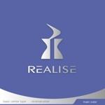 sa_akutsuさんの競泳水着を中心としたコスチュームブランド『REALISE』のロゴへの提案