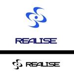 nature-designさんの競泳水着を中心としたコスチュームブランド『REALISE』のロゴへの提案