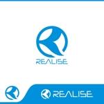 veritascreativeさんの競泳水着を中心としたコスチュームブランド『REALISE』のロゴへの提案