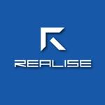 warancersさんの競泳水着を中心としたコスチュームブランド『REALISE』のロゴへの提案