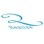 3tumekozouさんの競泳水着を中心としたコスチュームブランド『REALISE』のロゴへの提案