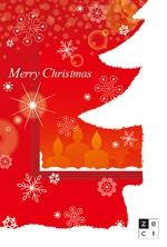 musa_kimuraさんの2014年美容室のクリスマスカードDM (裏)への提案