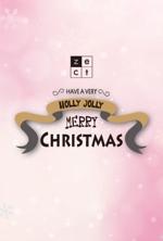 Ramecatsさんの2014年美容室のクリスマスカードDM (裏)への提案