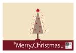 sacumanさんの2014年美容室のクリスマスカードDM (裏)への提案