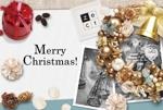 erikokoさんの2014年美容室のクリスマスカードDM (裏)への提案