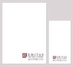 renjuさんの税理士・司法書士事務所の封筒のデザイン(長3と角2)への提案