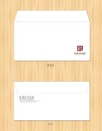 pocari_atsusiさんの税理士・司法書士事務所の封筒のデザイン(長3と角2)への提案