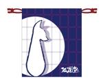 necco0702さんの狐をモチーフとした、お面を入れるための巾着袋のデザインへの提案