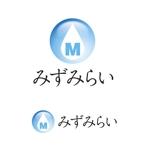 yokichikoさんの新法人「みずみらい」のロゴ作成への提案