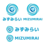 Yolozuさんの新法人「みずみらい」のロゴ作成への提案
