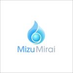 MKD_designさんの新法人「みずみらい」のロゴ作成への提案