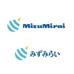 yamahiroさんの新法人「みずみらい」のロゴ作成への提案