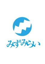 moritomizuさんの新法人「みずみらい」のロゴ作成への提案