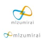 sakari2さんの新法人「みずみらい」のロゴ作成への提案