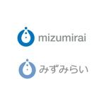 zianoさんの新法人「みずみらい」のロゴ作成への提案