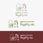 skyktmさんの大型犬メインのドッグペンション(ラン、訓練、預かり、ダイエットサポート、cafe併設)のロゴ作成への提案