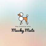 Saku-TAさんのドッグ トリミングサロン 『Mucky Mutz Dog Grooming』の ロゴへの提案