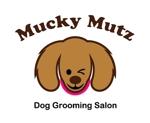 creeperさんのドッグ トリミングサロン 『Mucky Mutz Dog Grooming』の ロゴへの提案