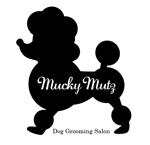 cxhkm702さんのドッグ トリミングサロン 『Mucky Mutz Dog Grooming』の ロゴへの提案
