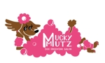 hyperhopperさんのドッグ トリミングサロン 『Mucky Mutz Dog Grooming』の ロゴへの提案