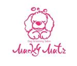 yoko115さんのドッグ トリミングサロン 『Mucky Mutz Dog Grooming』の ロゴへの提案