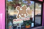 Kuukanaさんのドッグ トリミングサロン 『Mucky Mutz Dog Grooming』の ロゴへの提案