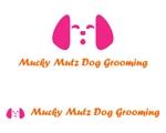 MacMagicianさんのドッグ トリミングサロン 『Mucky Mutz Dog Grooming』の ロゴへの提案